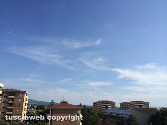 METEO - Un fine settimana con le nuvole: le previsioni per il weekend