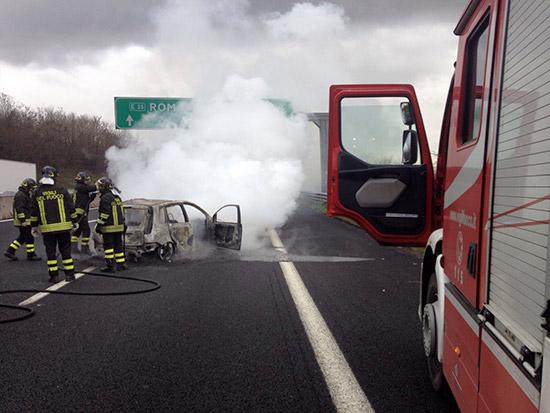 Incidente mortale sulla A1 nei pressi di Orvieto. Tre morti