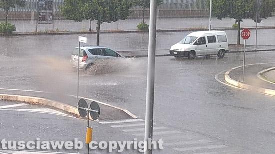 ROMA. Maltempo:allerta meteo,venti forti e piogge su centro Italia