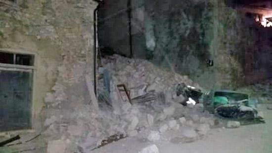 Nuova scossa di terremoto, crolla la Basilica di Norcia