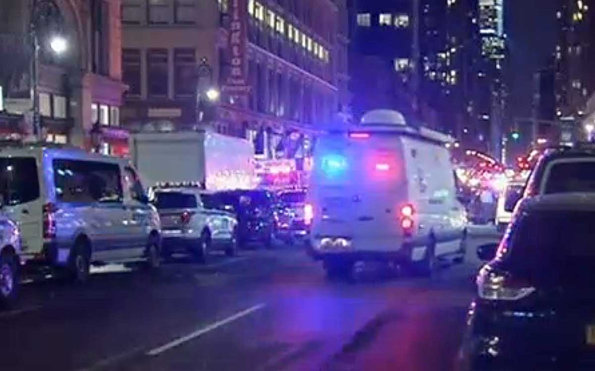 Usa: ordigno esplode a Manhattan, diversi feriti