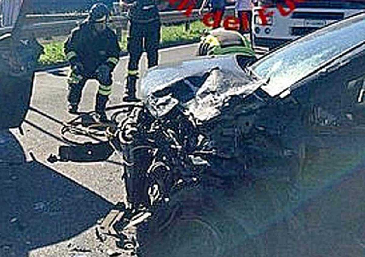 Valmontone, schianto tra due auto all'incrocio: tra i feriti anche un medico