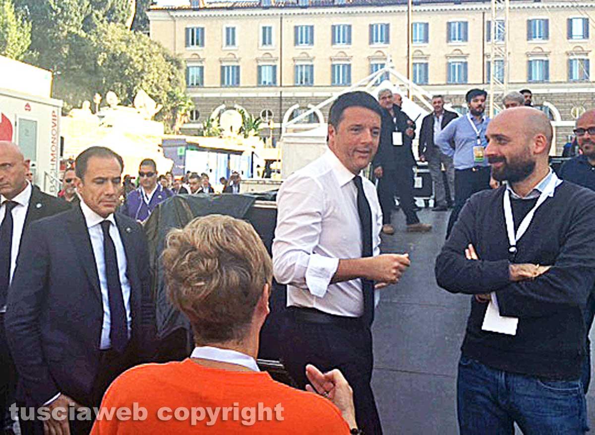 Referendum: per il Sì manifestazione del PD a Roma con Renzi