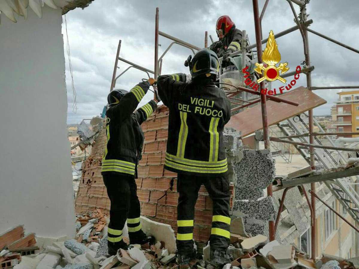 Premiati i vigili del fuoco italiani: sono i migliori al mondo