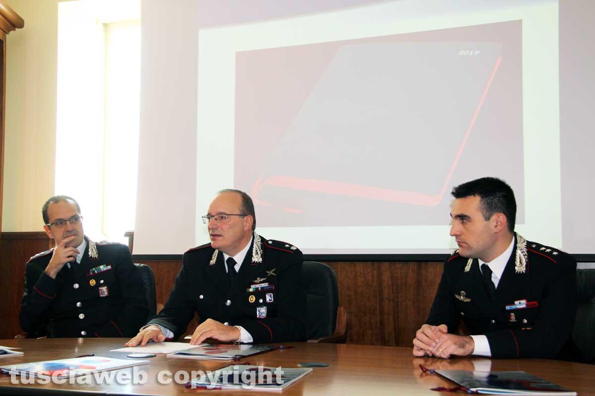 Bolzano, presentato il calendario dei carabinieri: il video di presentazione