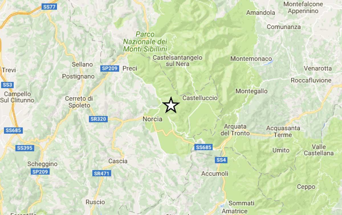 Terremoto, 4013 persone assistite, lunedì riaprono scuole a Norcia e Cascia VIDEO