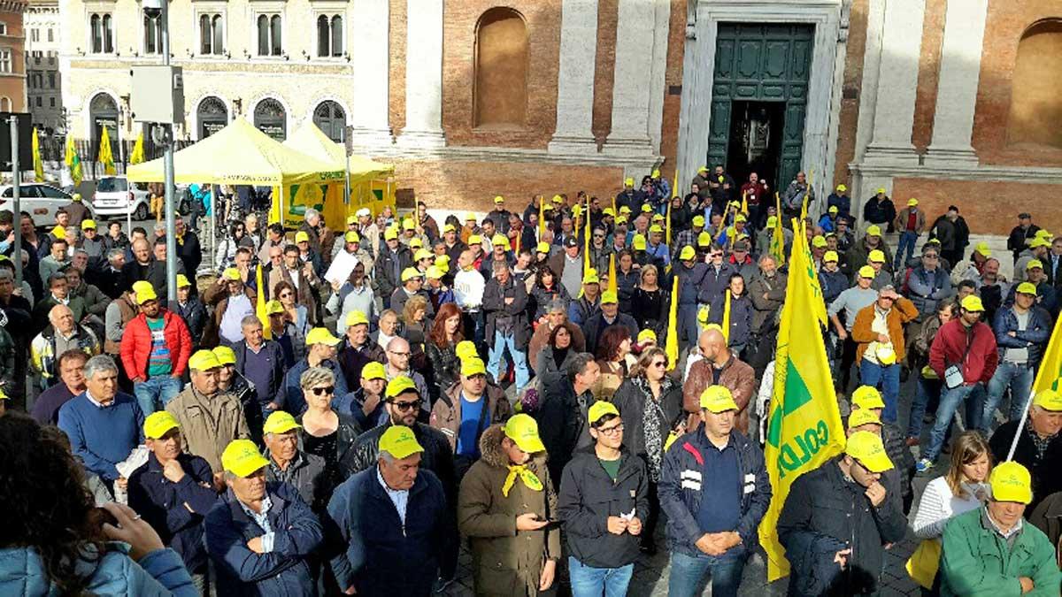 Made in Italy, Coldiretti: contro crisi arriva cacio romano Dop