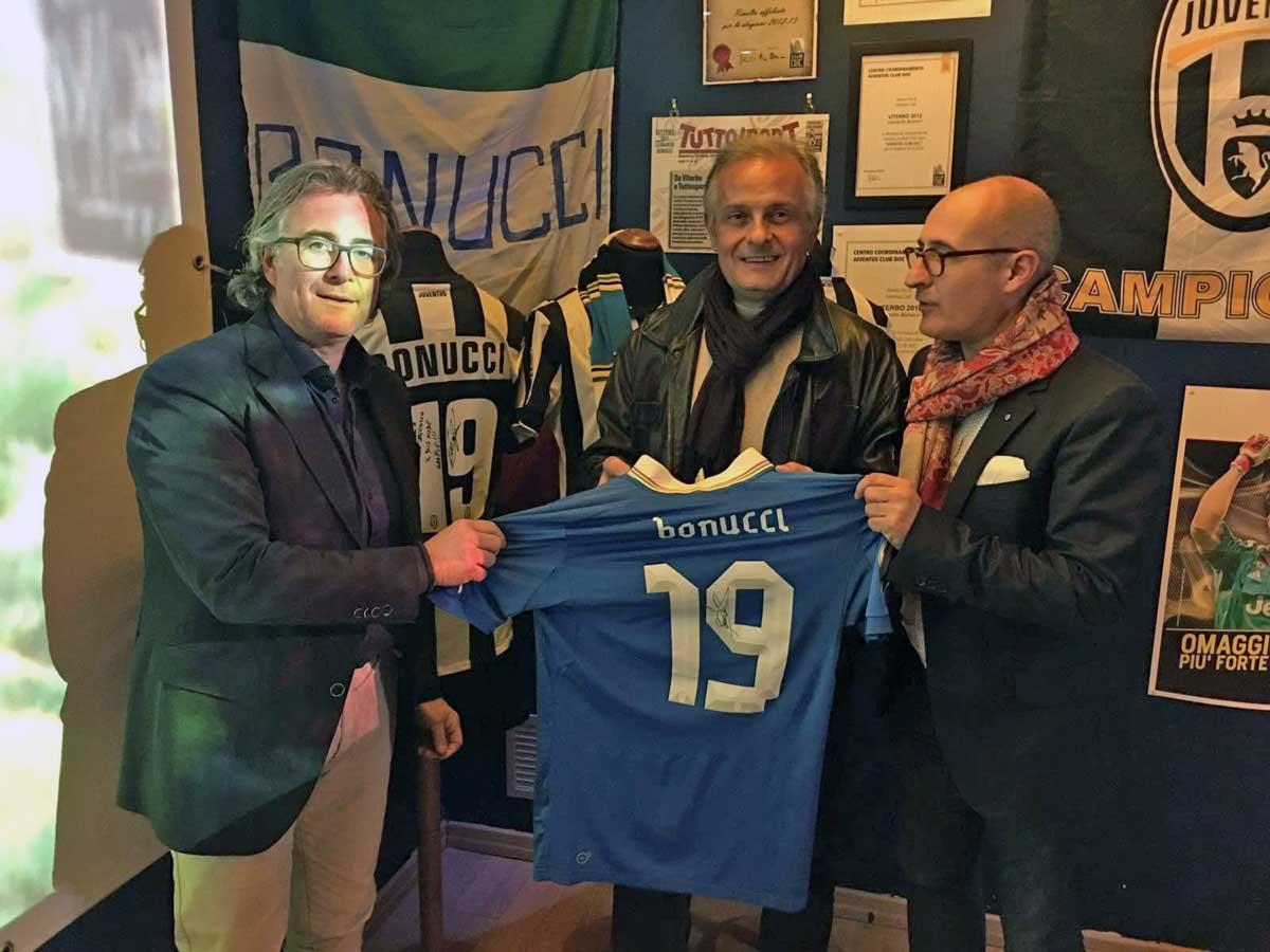 Juventus, è ufficiale il rinnovo di Bonucci