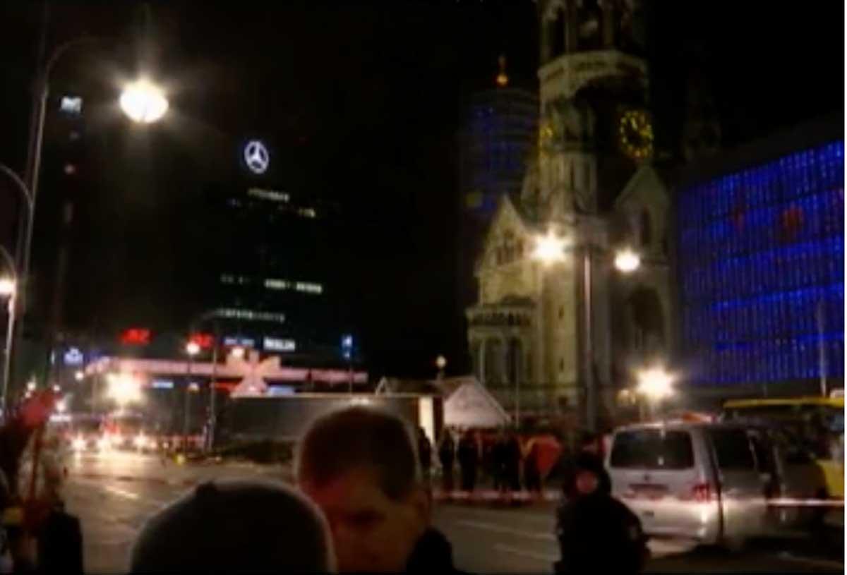Berlino, italiana dispersa