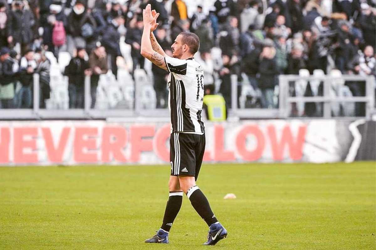 Juventus-Palermo, i motivi del litigio tra Allegri e Bonucci