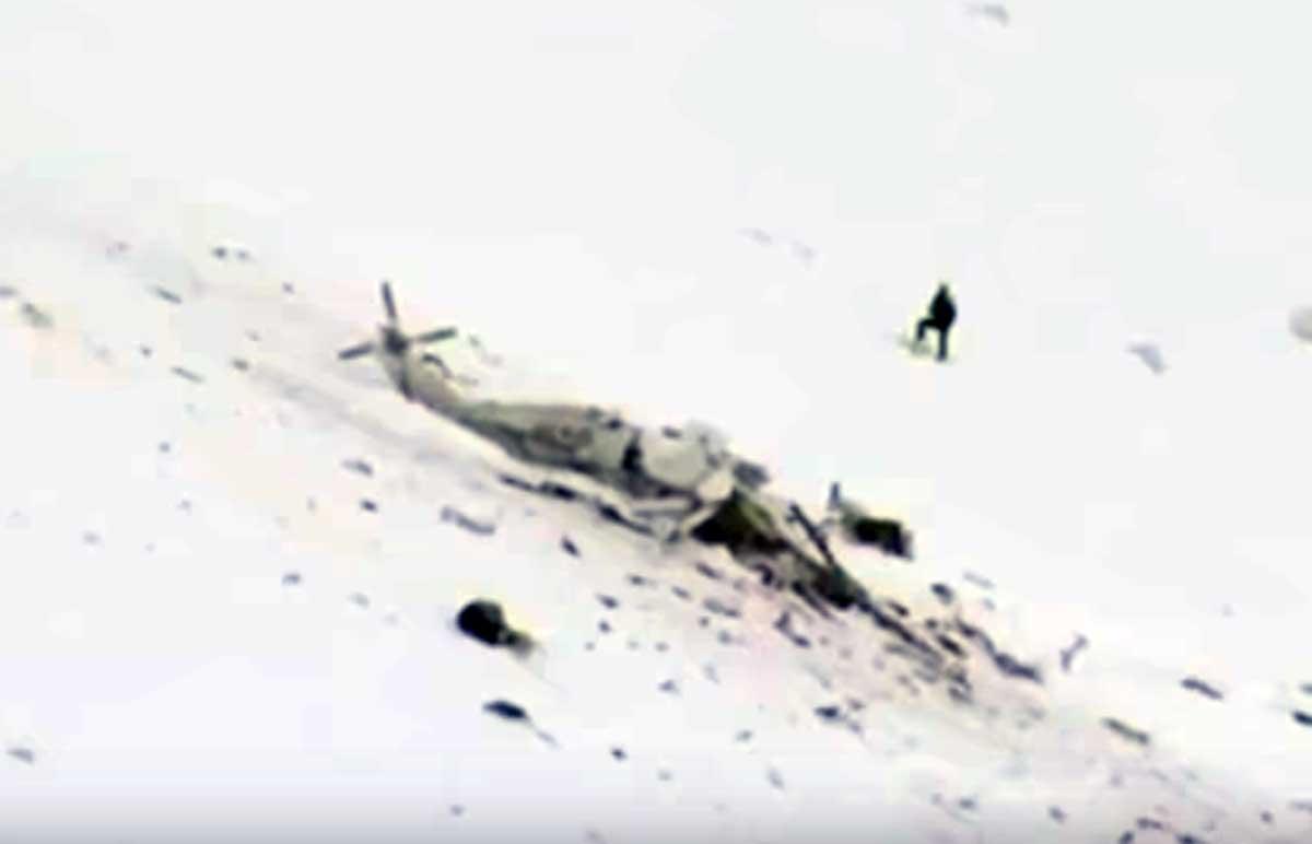 Un Elicottero Recupera Dall Oceano : Campo felice ch di viterbo recupera l elicottero