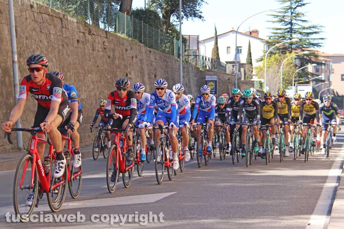 Acuto di Sagan alla Tirreno-Adriatico