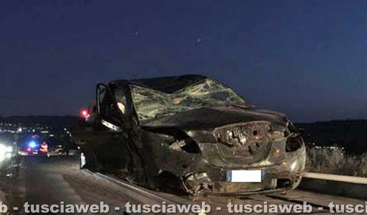 Schianto Cassia Bis, morto il 14enne