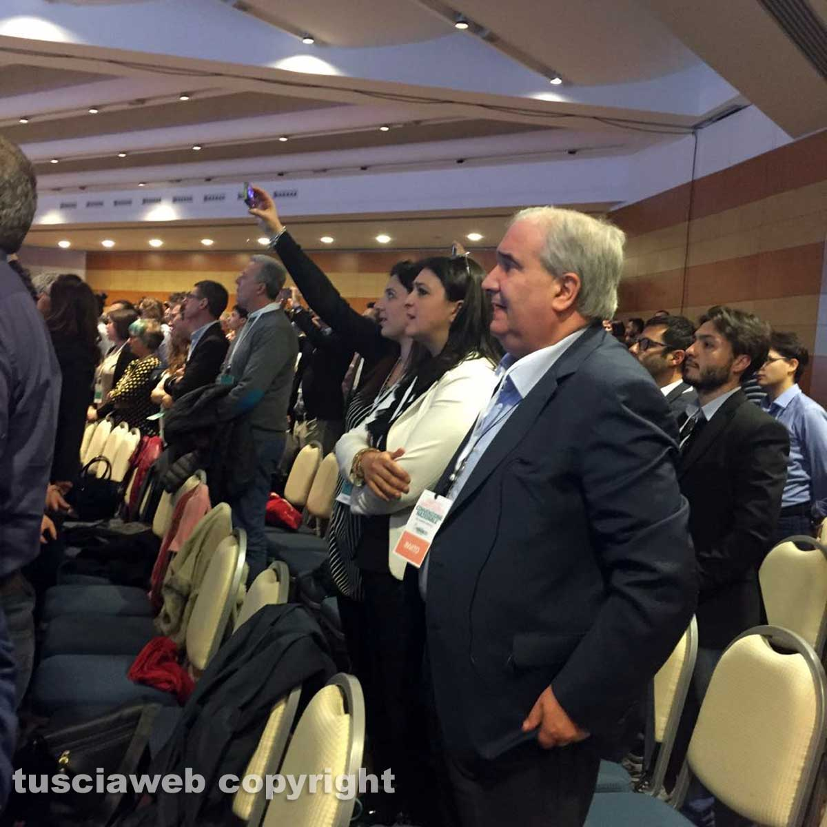 Primarie Pd, Ferrara sostiene Renzi ed Orlando
