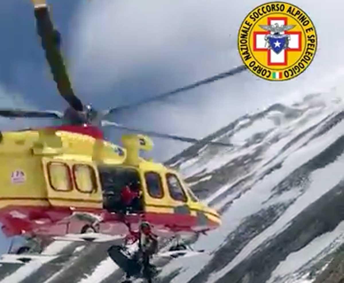 Morti due alpinisti sul Gran Sasso