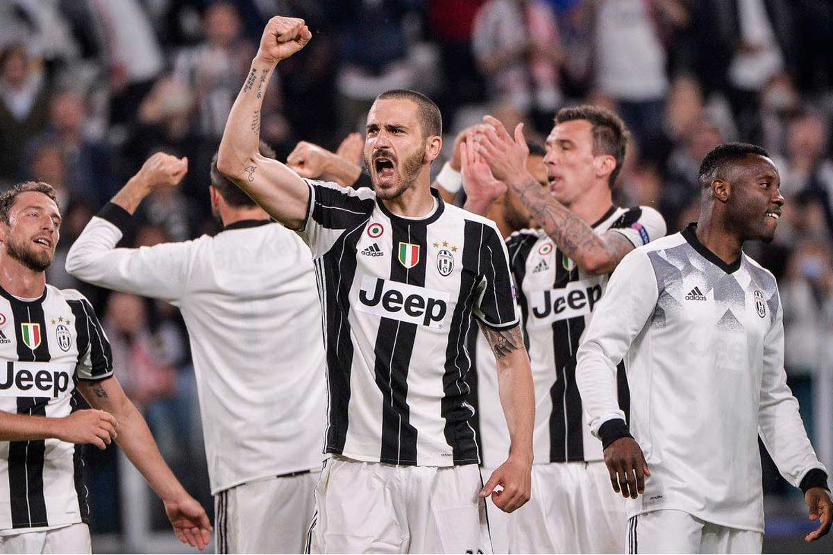 Juventus-Crotone in televisione e in streaming