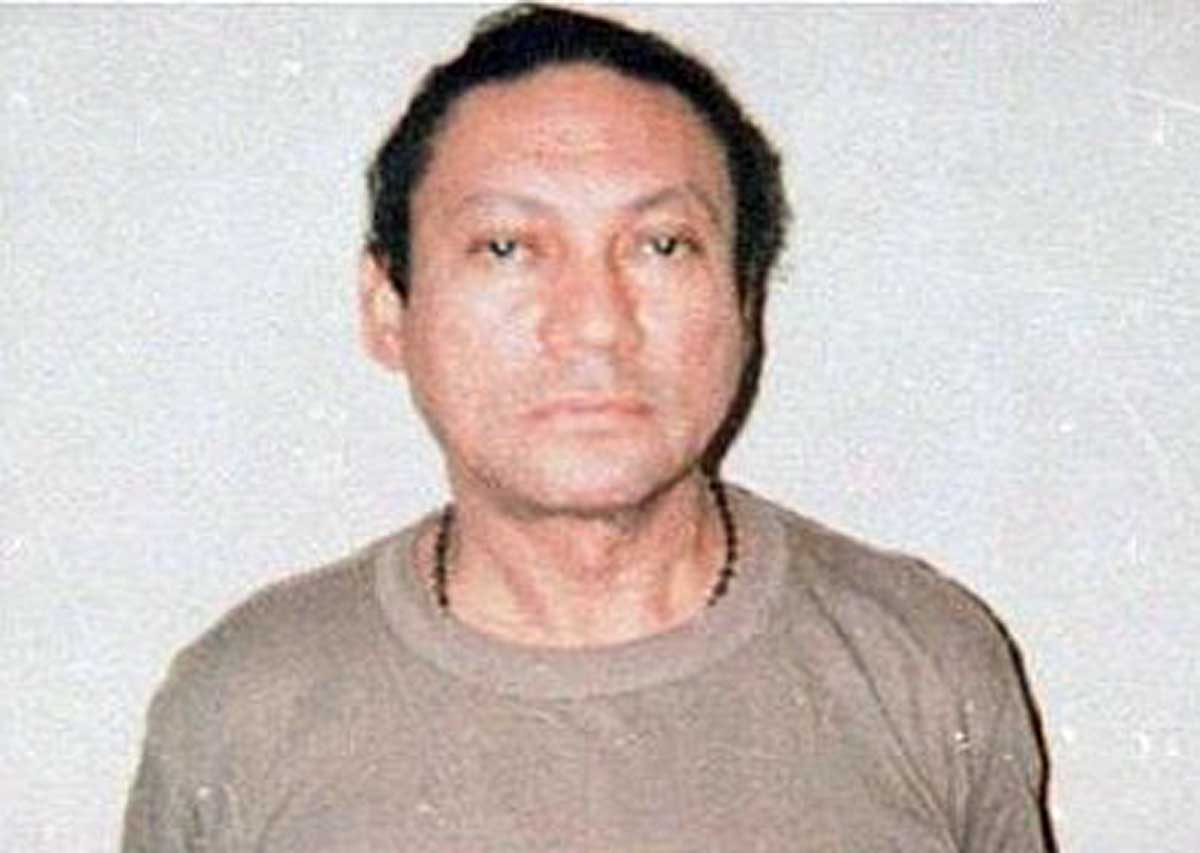 È morto Manuel Noriega