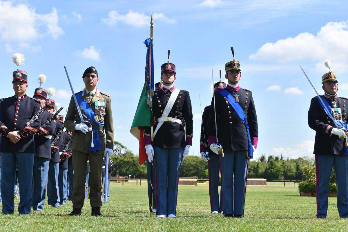Firenze: 156° Anniversario della costituzione dell'Esercito Italiano celebrato alla Predieri