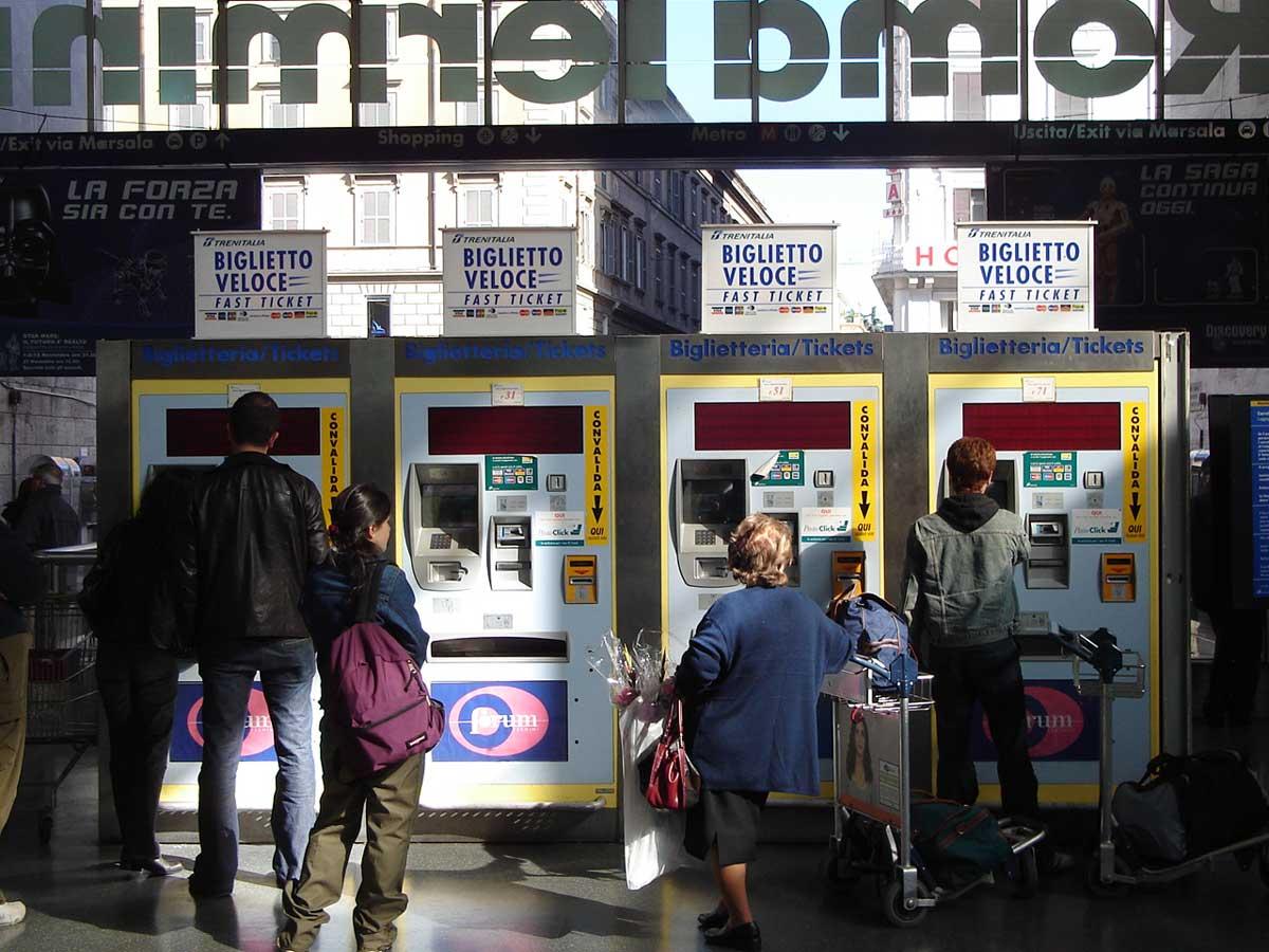 Roma, blackout alla Stazione Termini: rallentamenti verso Firenze e Napoli
