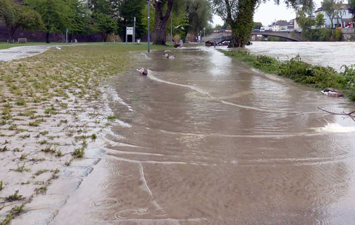 Maltempo, temporali e allagamenti nel Milanese: esondato il Seveso