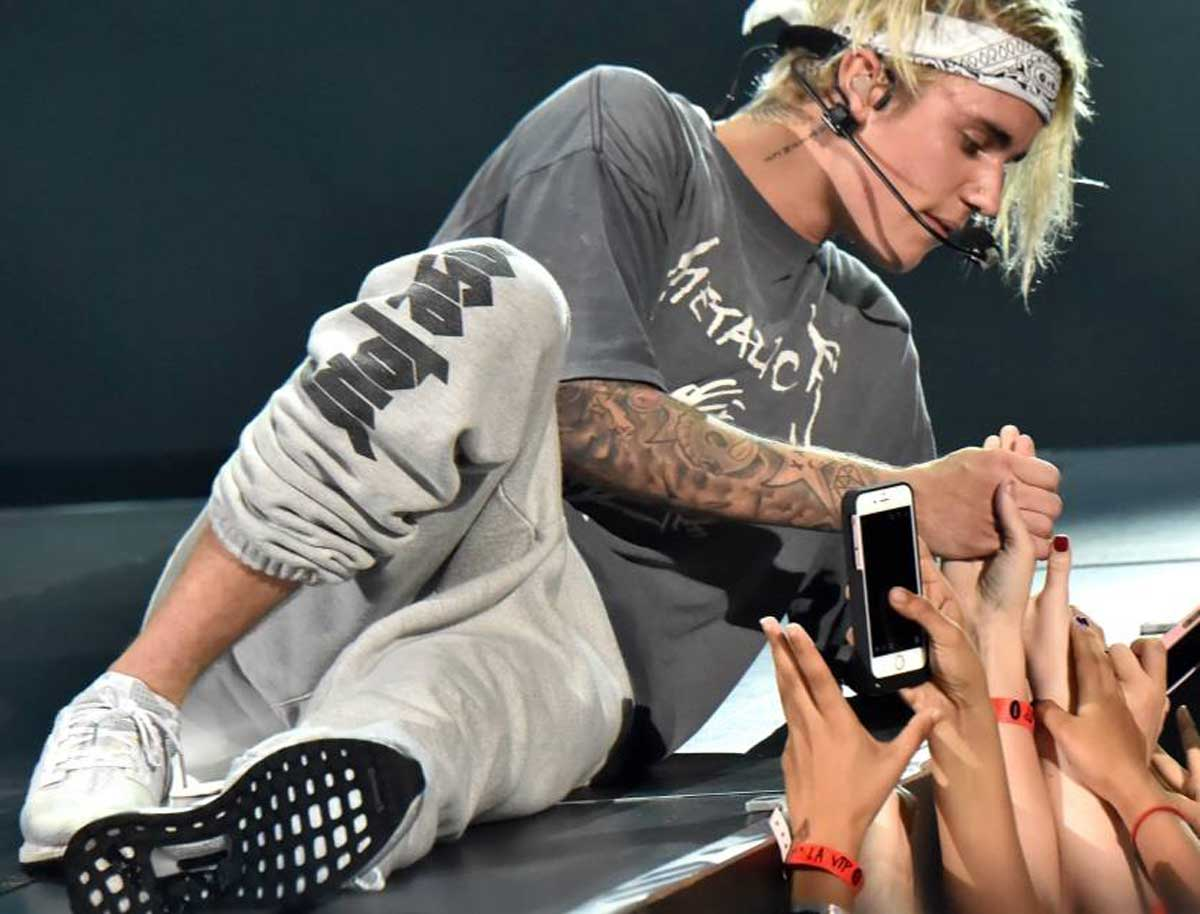 Arriva Justin Bieber in Italia: fan in delirio per I-Days Festival…