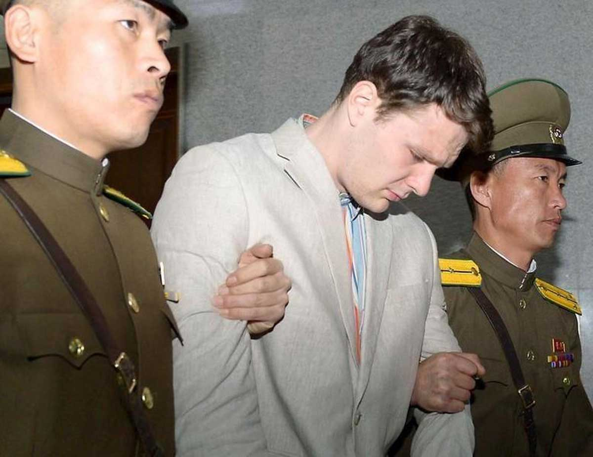 Usa, è morto lo studente americano rilasciato dalla Corea del Nord