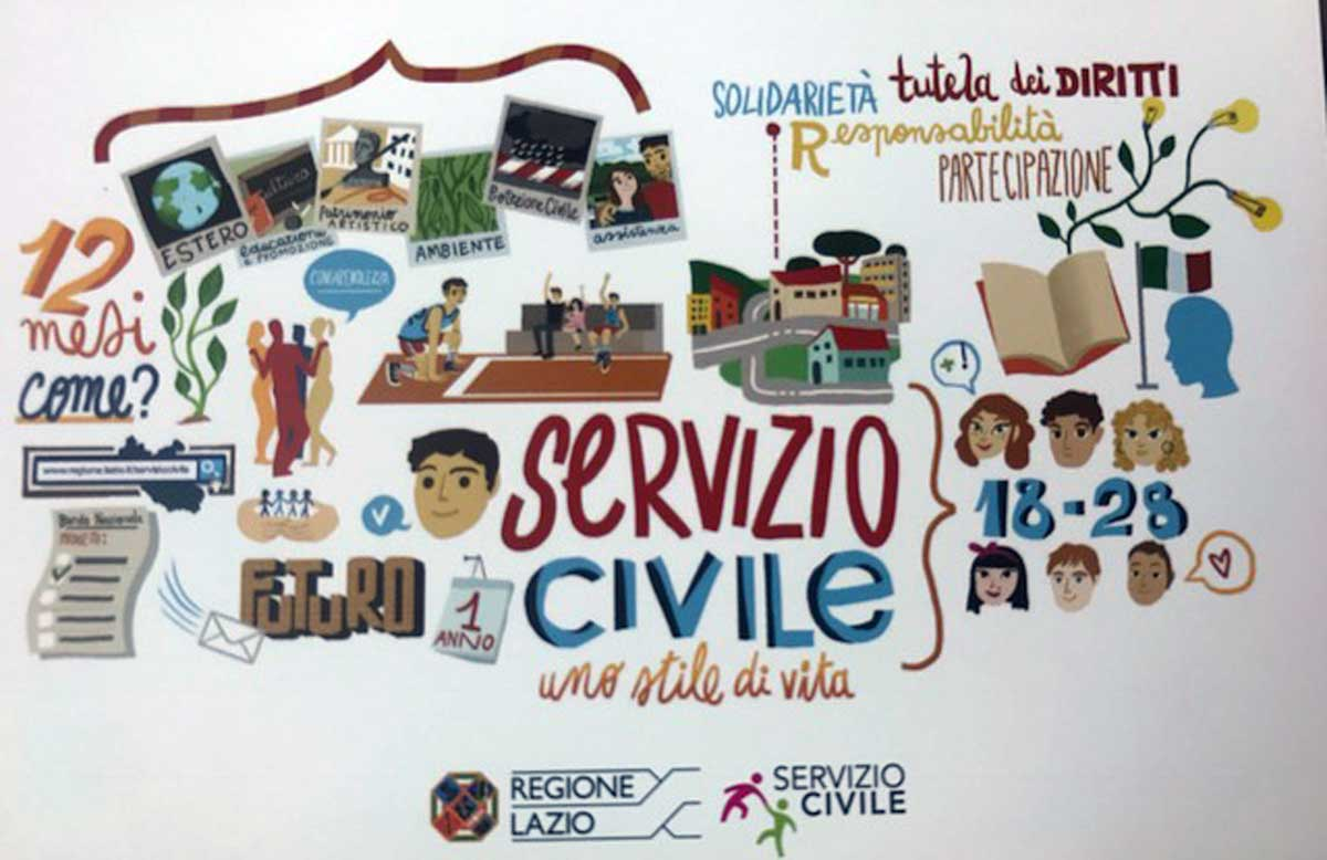 Servizio Civile nazionale, bando in scadenza: lunedì ultima giornata per presentare domanda