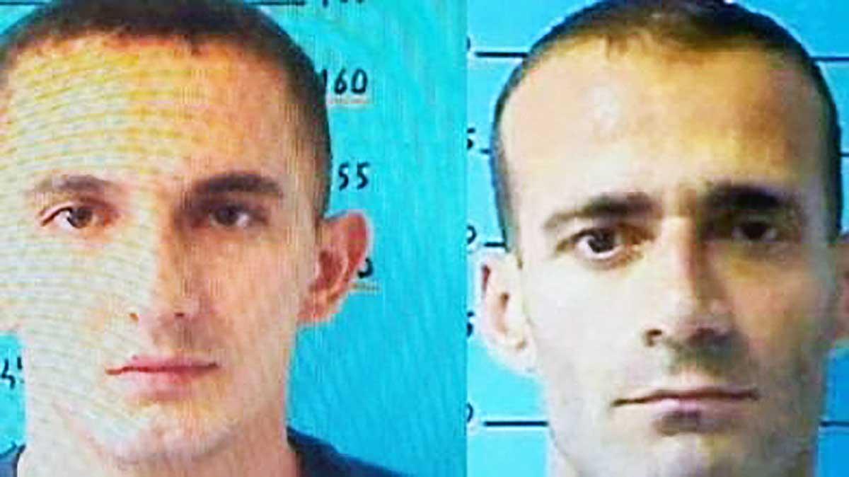 Civitavecchia, due evasi dal carcere
